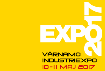 Samarbetande konkurrenter håller Öppet Hus under  Värnamo Industriexpo 10-11 maj 2017