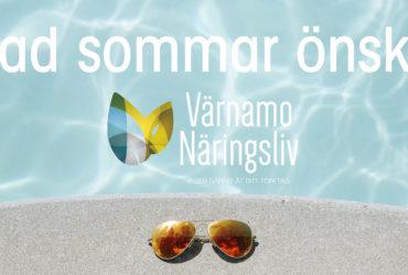 Glad sommar önskar Värnamo Näringsliv