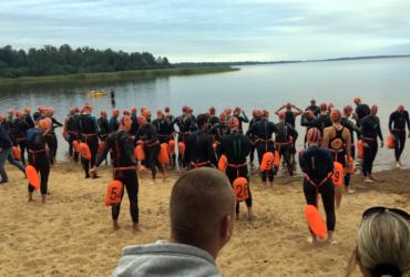 Vidösternsimmet – Sveriges längsta simlopp