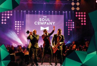 The Soul Company kommer till Värnamo Näringslivsgala