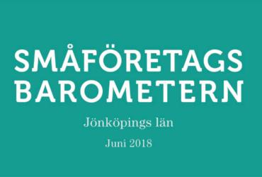 Fler småföretag i Jönköpings län ser goda expansionsmöjligheter