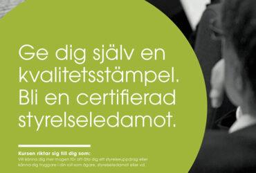 UTBILDNING I VÄRNAMO – RÄTT FOKUS I STYRELSEARBETET FÖR AKTIEBOLAG (SME)